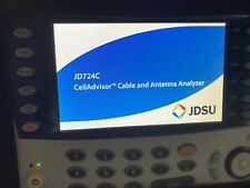 JDSU JD724C CellAdvisor Cable & Antenna Analyzer JD720C Cell Advisor JD72450509