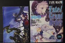 """JAPAN Magazine: Type-Moon Ace """"Fate/Grand Order"""" W/Poster,CD"""