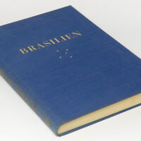 Brasil Brazil Photo Book 1930s by Peter Fuss w/256 gravures of Brasilien Recife