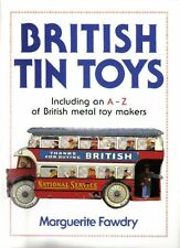 British Tin Toys + A-z Metal fabricantes de juguetes Barringer Wells Mettoy Chad Valley +