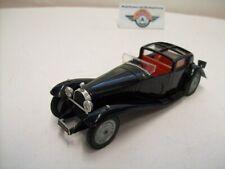 Bugatti 41 "Royale", 1930, black/red, Solido (Made in France) 1:43