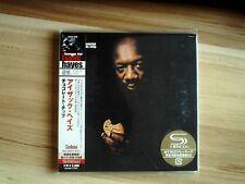 Isaac Hayes Chocolate Chip Japan SHM-CD Mini LP New UCCO-9520