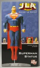 Superman Cover To Cover Statue Justice League of America DC Direct 1281/3000