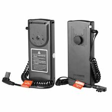 Godox Flash External Battery Pack CP-80 For Canon 580EX II 550EX 600EX Speedlite