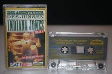 Die Abenteuer des jungen INDIANA JONES Folge 1 Kassette KARUSSELL Hörspiel
