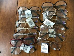 Reading Glasses / 1.25 Strength / 15 pair lot