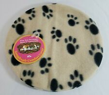 """SNUGGLESAFE Replacement Fleece Comfort Cover 9"""" for Pet Warming Pad NEW"""
