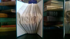 Pastor Gift for preacher Folded Book Art Unique Church Gift Custom personalized
