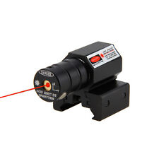 Red Dot Laser Sight Scopes Dot Lunette de visée pistolet compact Lasers