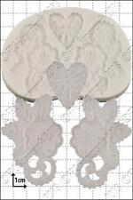 Silicone lace mould Esme | Food Use FPC Sugarcraft FREE UK shipping!