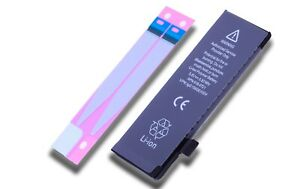 Akku Battery Batterie für Original iPhone 5s für Alle APN Neu . 2020 klebepads