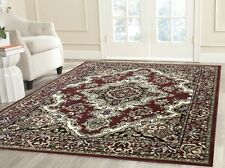 Msrugs 108 Area Rugs, Clearance Rugs for Living Room Rugs, 5' L x 8' W, Red