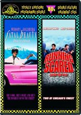 FATAL BEAUTY + RUNNING SCARED *NEW DVD SET*