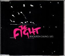 THE FIGHT - REVOLUTION CALLING - CD SINGLE - MINT