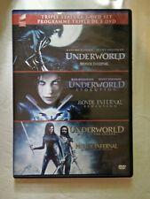 Underworld/Underworld: Evolution/Underworld: Rise Of The Lycans 3-Pack (DVD)