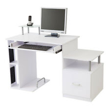 LUXUS Computertisch Schreibtisch Tisch Pascal WEISS
