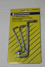 SHOPWORKS 3-pc. Offset Screwdriver Set