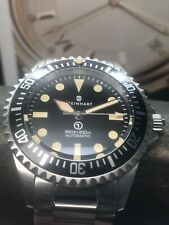 Steinhart Ocean Vintage Military Swiss Automatic 42mm Stainless Steel Sold Out D