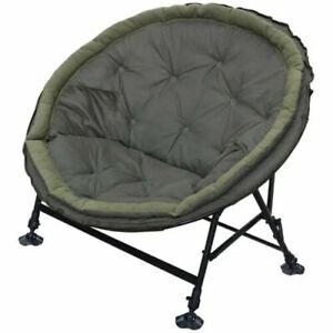 Sonik SK-TEK Sun Chair Carp Fishing Adjustable Legs Padded