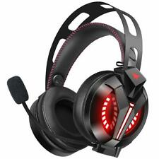 Updated Surround Gaming Headset for PS4 Xbox One PC Nintendo Switch Cellphones