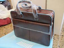 Piquadro B2 Brown Organized computer bag/small briefcase CA1301B2/MO