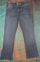 KUT from the Kloth Womens Sz 10 Vintage Wash Boyfriend Blue Stretch Denim Jeans