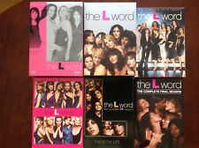 The L Word Complete Series on DVD, Seasons 1-6  (1 2 3 4 5 6)