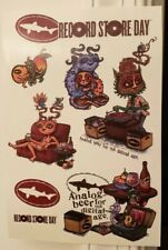 MARQ SPUSTA RECORD STORE DAY POSTER 2018 Dogfish Head beer RSD