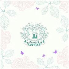 Lovelyz - Lovelyz8 (1st Mini Album) Photobook + Photocards Sealed NEW