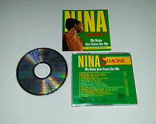 CD Nina Simone-My Baby Just Cares For Me 16. tracks 1988 03/16