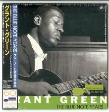 """Grant Green """"the Blue Note years"""" le Japon cardsleeve cd 1998 note bleue Nouveau/OVP"""