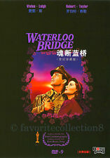 Waterloo Bridge (1940) - Vivien Leigh, Robert Taylor - DVD NEW
