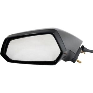 New Driver Side Mirror For Chevrolet Camaro 2010-2015 GM1320405