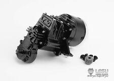 LESU High Torque Gear Box 2Grade Transmission D for 1/14 TAMIYA RC Tractor Truck