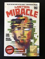 Mister Miracle TPB Eisner Winner Tom King Mitch Gerads - Barnes & Noble Edition