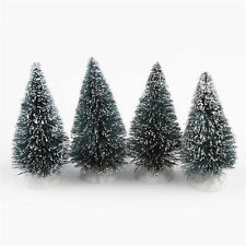 10cm High Mini Christmas Tree Festival Party Ornaments Decoration Xmas Decor