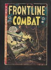 FRONTLINE COMBAT #11 - BIRD-DOGS! - (3.0) 1953