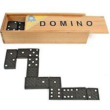 LOT DE 12 BOITES DE JEU DOMINOS 15 X 5 X 3 CM CODE 03870840