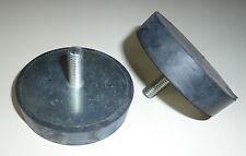 2x Schwingungsdämpfer, Silentblock, Gummipuffer, M10; 79x18mm