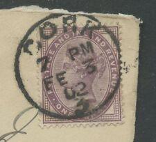 Irlanda Corcho 1902 Gran Anillo Cds VFU Qv 1d Pieza