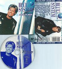 BLUE SYSTEM-BODY TO BODY-1996-GERMANY-HANSA RECORDS 74321 40114 2-CD-MINT-