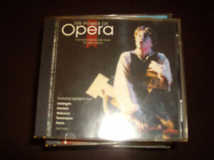 The Power of Opera - Various. CD.