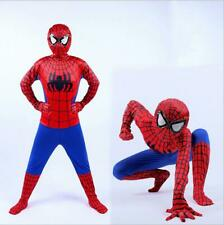 Halloween children's clothing Boys Christmas Spider bodysuit cosplay Clothing
