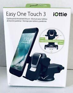 "iOttie Easy One Touch 3 Dashboard/Windshield Mount Universal SmartPhone 2.3-3.5"""