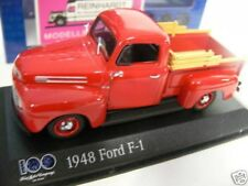 1/43 Minichamps Ford F1 Pick Up 1948 rot