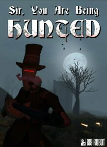 Sir, You Are Being Hunted Steam Key (PC, Download)
