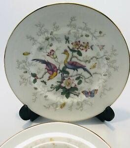 Coalport Tea Side Plates Paradise Serving Tableware Set of 5