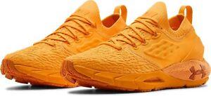 Under Armour HOVR Phantom 2 Running Shoes Orange 3023017-800 Men's Size 10