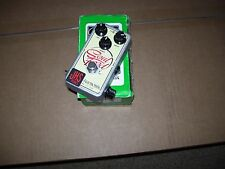 ELECTRO-HARMONIX SOUL FOOD GUITAR PEDAL. JHS MODIFICATIONS. FUZZ DISTORTION