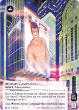 Adonis Campaign Alternate Art Promo, NM-Mint, English, Android: Netrunner Cards